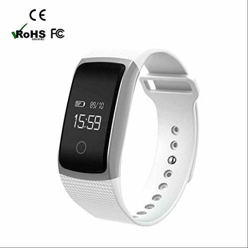 Fitness Tracker,Schrittzähler Uhr Ohne Bluetooth Fitness Armbänder Aktivitätstracker herzfrequenz Step Tracker Kalorienzähler aktivitätstracker Schrittzähler Uhr SMS Anrufe Smart Bracelet kompatibel mit iPhone Android Handy