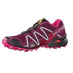 Salomon Speedcross 3Women's Trail Running Shoes Red Size: 9.5