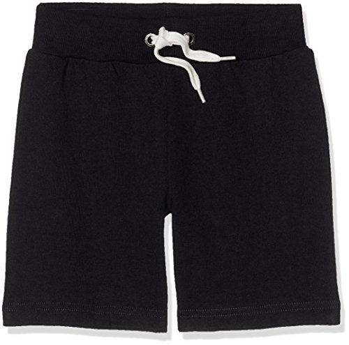 NAME IT Jungen Nkmvermond Swe Long Shorts Unb Noos, Schwarz (Black), 146