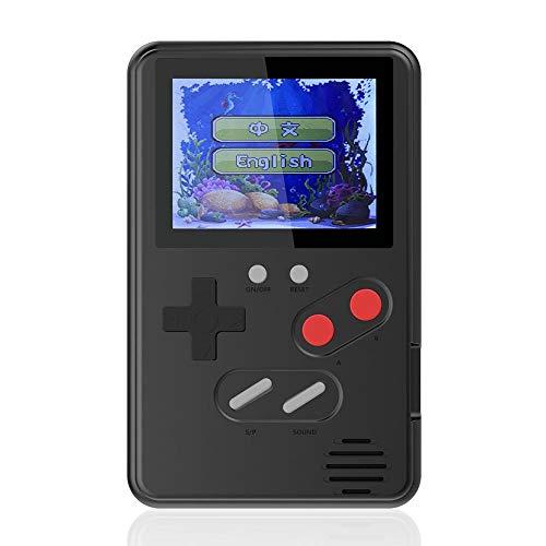 ro-Spielekonsole Portable 168 Eingebauter Handheld-Spiel tragbarer digitaler 2,4