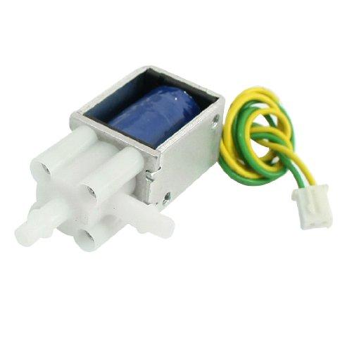 GAS Ventil SOLENOID Elektromagneten DC 12V 0,4A 4,8W 2mm100g 5mm 25g