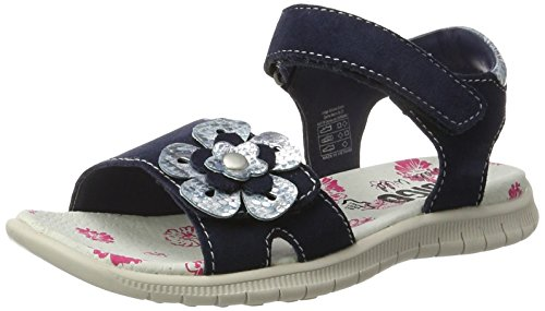 indigo by Clarks 482 272, Sandales Bout ouvert fille