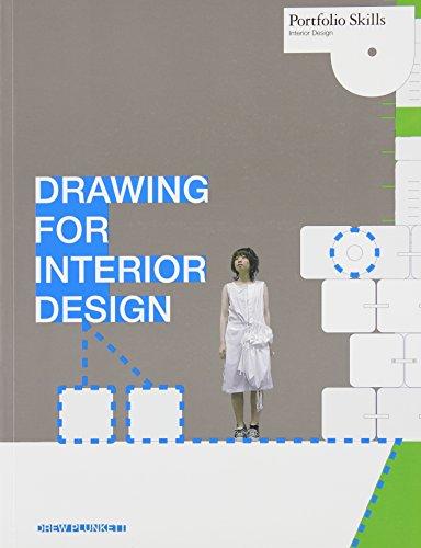 Drawing for Interior Design (Portfolio Skills)