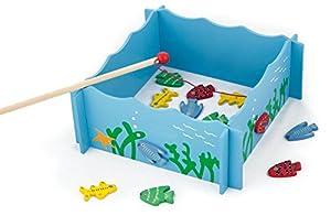 Viga - Juguete magnético para pescar peces