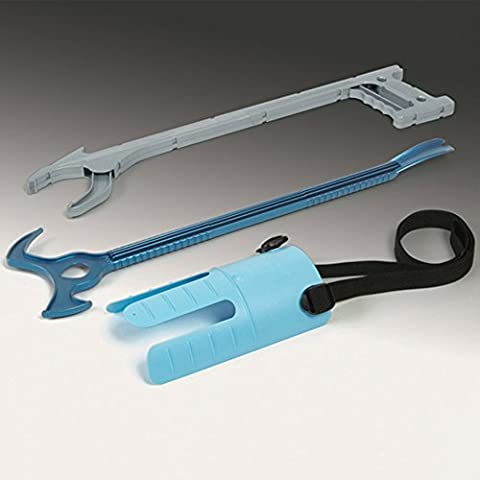 Ableware 738003000 Bend Aid Basic Hip Kit by Maddak Inc.