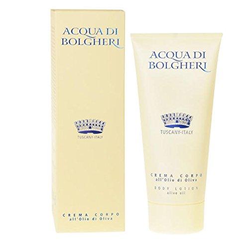 Dr. Taffi Bodylotion Acqua di Bolgheri Blau 200ml (Mediterrane Creme Körper Für Den)