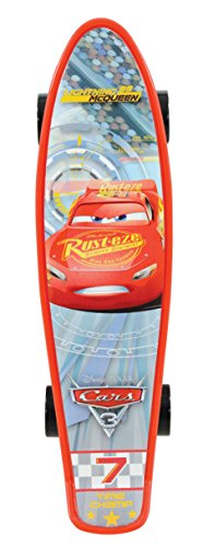 Unbekannt Cars 3 m02243 Disney Cruiser Skateboard
