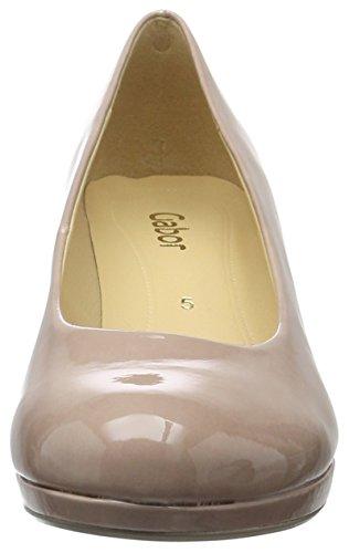 Gabor Shoes Fashion, Scarpe con Plateau Donna Rosa (antikrosa 74)