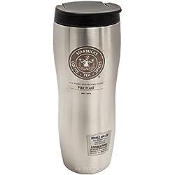 Starbucks Pike Lugar Concord Doble Pared Inoxidable Vaso 470ML