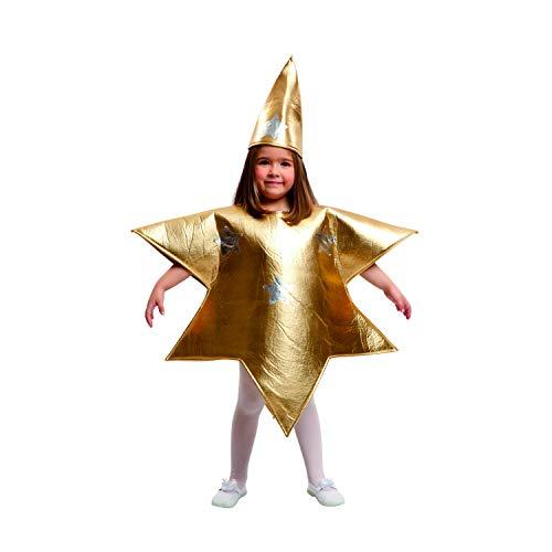 My Other Me-Kostüm für Mädchen Stern viving Costumes 5-6 años - Jungfrau Maria Und Josef Kostüm