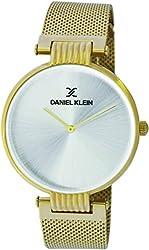 Daniel Klein Analog Silver Dial Mens Watch-DK11406-1