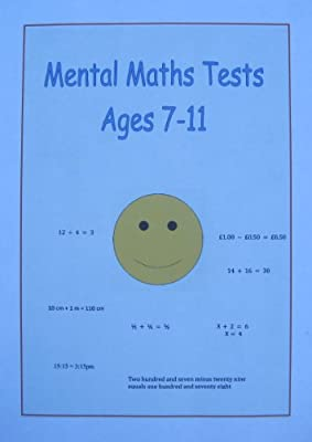 Practice KS2 Mental Maths Tests - Ages 7-11- pdf file to print out by worksheets-online