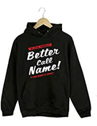 Better Call Saul hoodie PERSONALISED with YOUR NAME perfect gift for all Breaking Bad fans