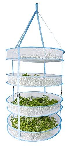 Hydro-montage (Happy Hydro Hängende Pflanzen und Bud Wäscheständer (4))