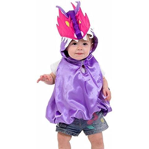 Lucy Locket - Costume da Drago per Bambina (0-3 anni)