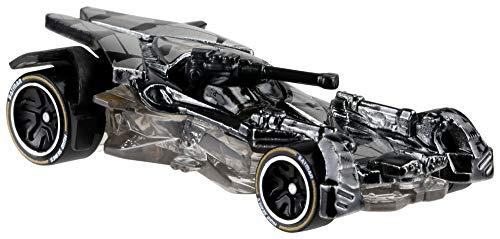 Hot Wheels id FXB24 iD Die-Cast 1:64 Justice League Batmobil, Mehrfarbig