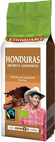 ETHIQUABLE Honduras Bio-Kaffee, gemahlen, 250g, Fairtrade