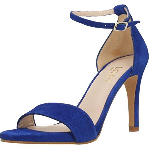 Lodi Sandalias Vestir Mujer IGOR X para Mujer Azul 35 EU