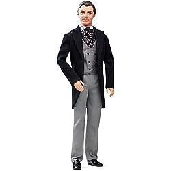 Mattel Barbie BCP73 - Lo que el viento se llevó edición 75 años (Rhett Butler)