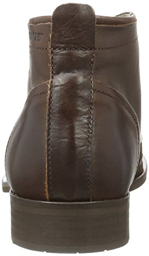 Yellow Cab Herren Scene M Kurzschaft Stiefel Braun (Dark Brown)