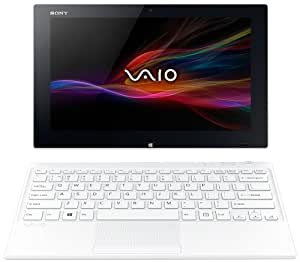 "SONY VAIO TAP 11 11.6"" TOUCH SCREEN PENTIUM DUAL CORE 1.2GHz RAM 4GB-SSD 128GB-WIN 8 HOME ITALIA (SVT1121B2EW.IT1)"
