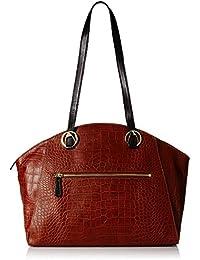 Hidesign Women's Shoulder Bag (Tan Brn)