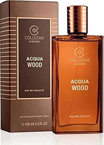 Collistar uomo profumo acqua wood - 100 ml.