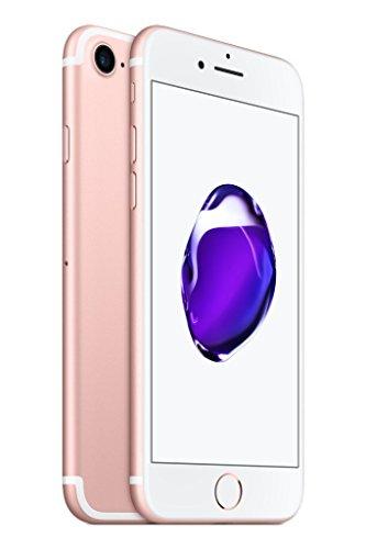 Apple iPhone 7 Smartphone Libre Oro Rosa 32GB (Reacondicionado)