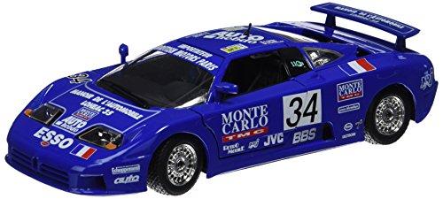 Bburago - 28010bl - Bugatti EB 110 Le Mans 1994 - Echelle 1/24