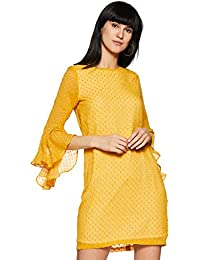 Van Heusen Woman A-Line Knee-Long Dress