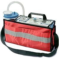 Gima 28283aspirador recargable Mini Aspeed Evo para ambulancia, 1L