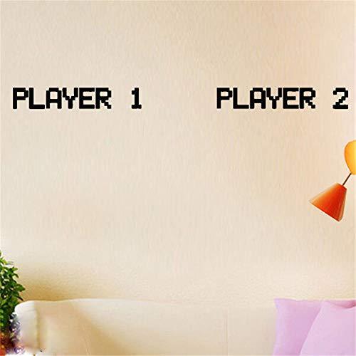 adesivo murale bambini Decalcomanie Da Gioco Per Videogiochi Decalcomanie Per Giochi Da 1 Giocatore Ps3 Ps4 Decalcomanie Per Autoadesivi Da Parete Per Camerette Per Ragazzi Di Xbox 360 Home