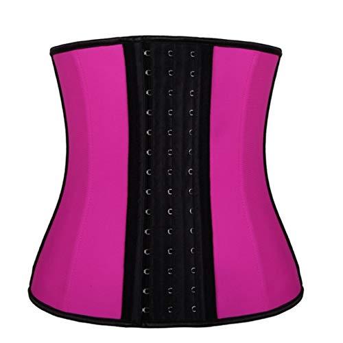 KALUNBS-Trainer-Gürtel für Frauen, atmungsaktiver Schweißgürtel Taille Cincher Trimmer Body Shaper Gürtel Fat Burn Belly Slimming Band für Gewichtsabnahme Fitness Workout (Fat Gürtel Belly)
