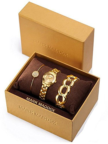 Mark Maddox MF0008-27 Reloj de pulsera para mujer ES