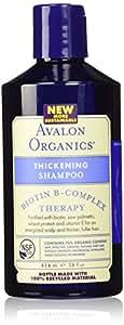 Avalon Organics, Shampooing Biotin B-Complex, 14 fl oz (400 ml)