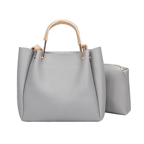 Meaeo Handtasche Schultertasche Einfache Tasche Mutter Feder Neue Stil Mode.