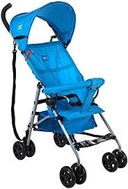 Mee Mee Stylish Light Weight Baby Stroller, Blue