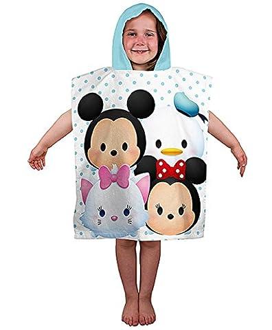 Sport Thèmes Costume Idées - Disney Tsum Tsum Poncho à capuche en