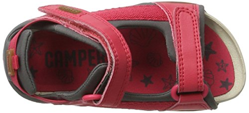 Camper Ous, Chaussures Fille Multicolore (Multi - Assorted 049)