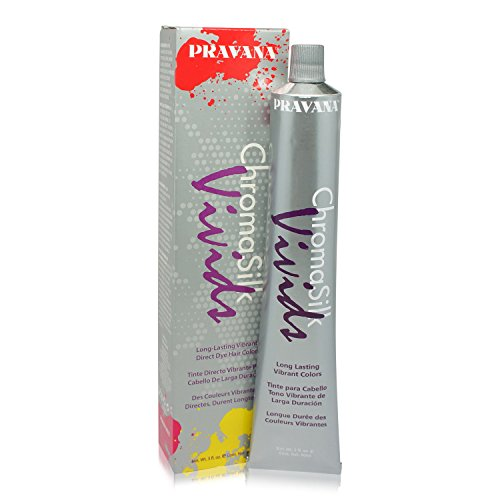 Pravana Chroma Silk Creme Hair color Vivids Wild Orchid by Cydraend