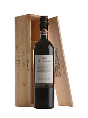 VIGNETO LA SELVANELLA Chianti Cl. Riserva DOCG - Melini - Vino rosso fermo 2010 - Bottiglia 1,5 Lt