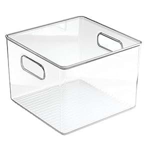 Interdesign conteneur de stockage pour cuisine cellier for Conteneur pour renovation