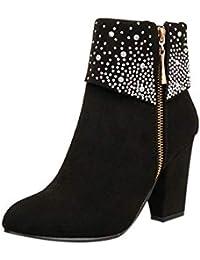 Amazon.es: 36 Mocasines Zapatos para mujer: Zapatos y