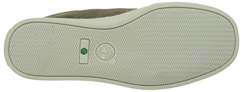 Timberland Dauset, Bottes Chukka Homme Vert (Grape Leaf Suede A58)