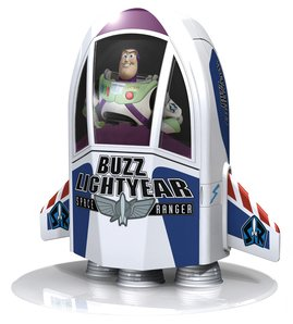 Toy Story 3 Wiimote Buzz Spaceship Charger - Amazon Videogiochi