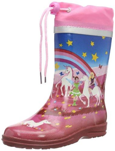 Beck Wonderland 544 Mädchen Gummistiefel, Mehrfarbig (multicolor 50), EU 29