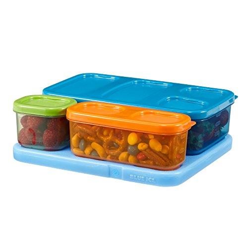 rubbermaid-1866737-lunchblox-kids-flat-lunch-box-kit-blue-orange-green