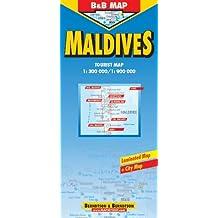 Maldives/Malediven : 1: 300 000/1: 900 000