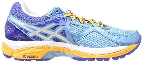 ASICS GT-2000 3, Chaussures Multisport Outdoor Femmes Bleu (Soft Blue/Siver/Deep Blue 4193)