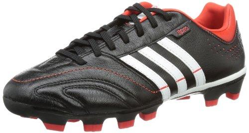 adidas  11Nova TRX HG,  Scarpe da calcio uomo Nero (Schwarz (black 1 / running white ftw / hi-res red f13))